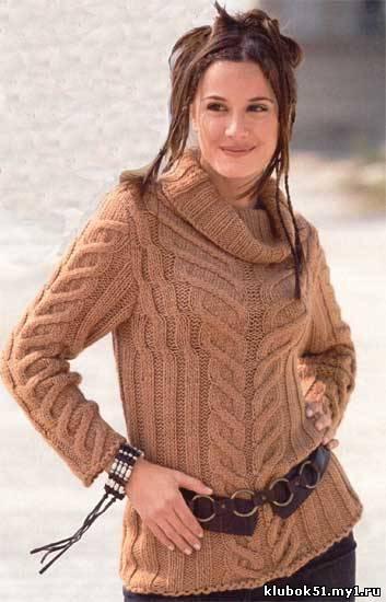 мужские полуверы свитера вязание схемы, вязаные кофты украшенные...