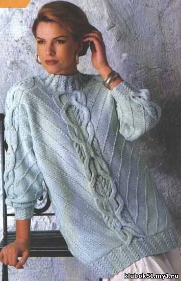 Ажурные вязаные блузки с доставкой