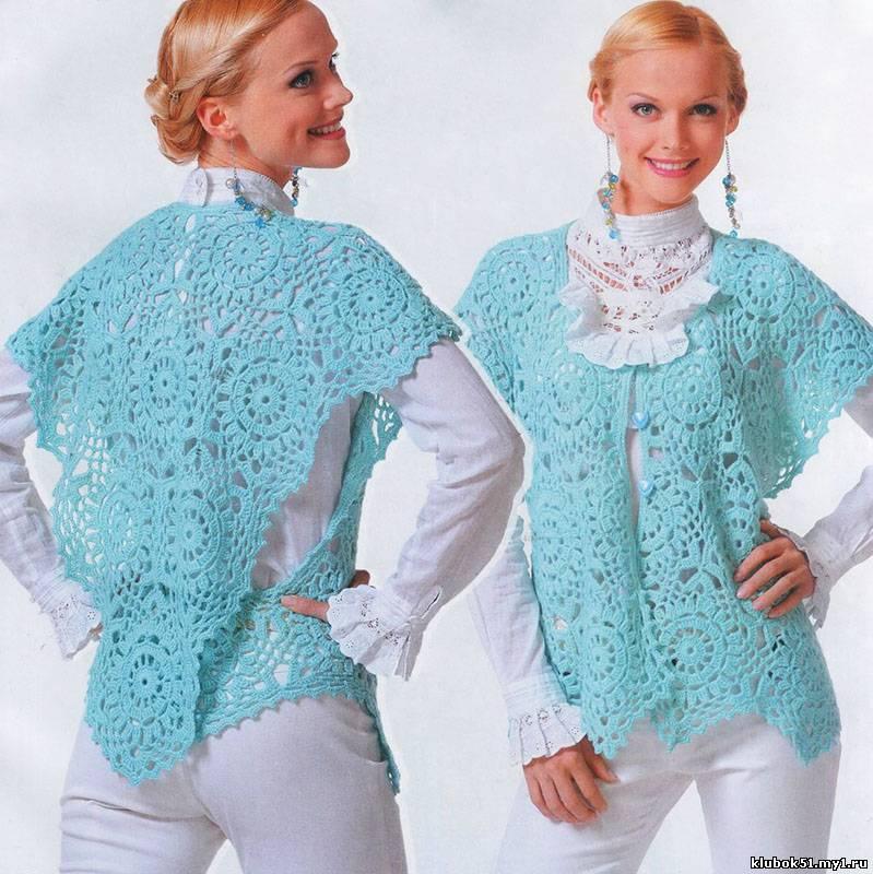 Кофточка белая ажурная крючком ажурный пуловер для лета летний.