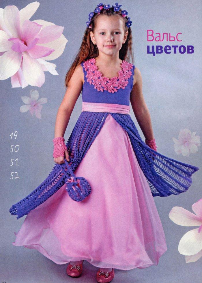 Польские платья для девочек от года