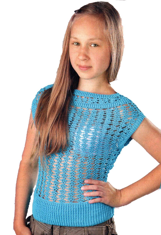 Вязание для девочек подростков крючком 20