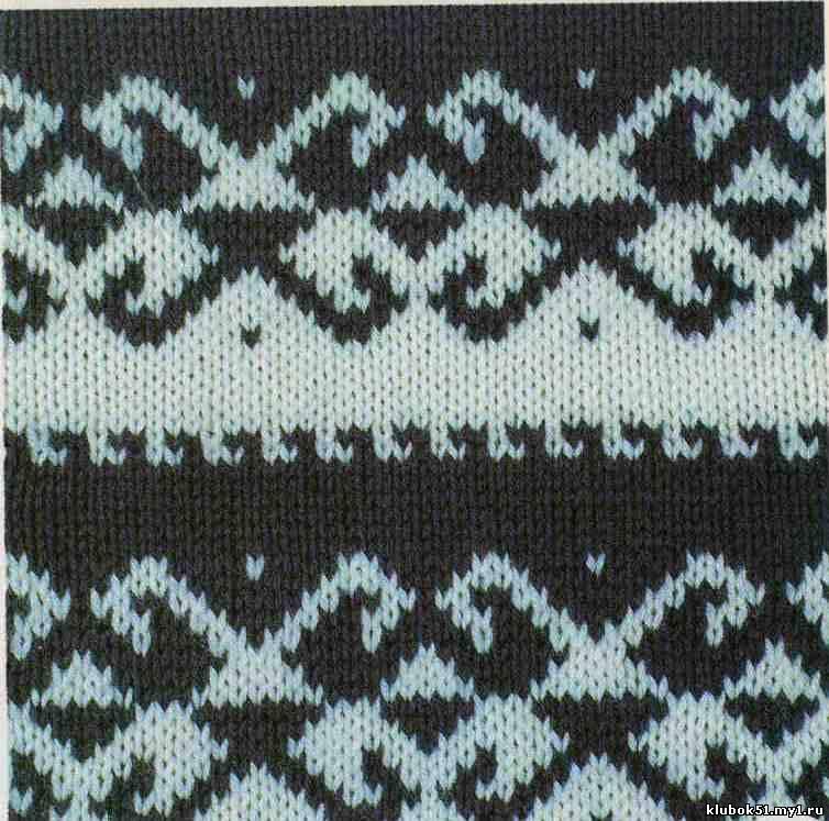 Вязание пончо ккрючком и на спицах