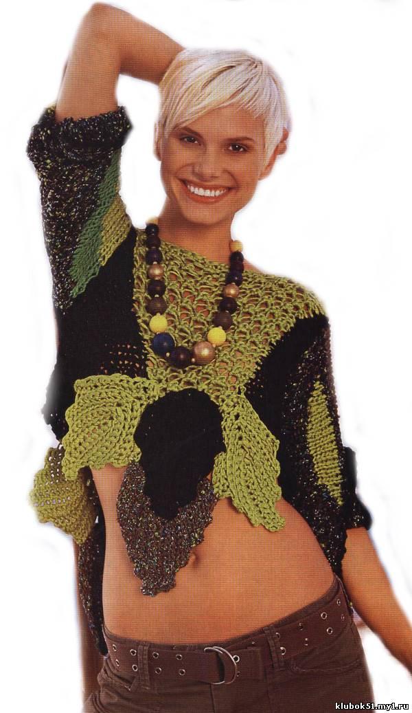 Креативное вязание для женщин