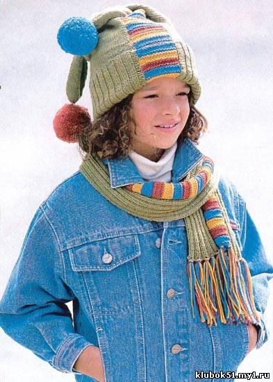 Выкройки для вязания спицами для детей 2-4 года