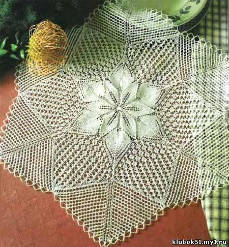 Картинка из галерей: Фрукты и овощи из бисера , Мелкие узоры вязанные крючком , Салфетки схемы вязания спицами.