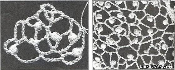 нерегулярной сетки чаще
