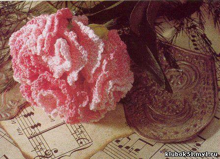 бисероплетение со схемами цветы